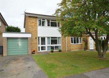 Thumbnail 3 bed semi-detached house for sale in Hill Farm Way, Hazlemere, High Wycombe