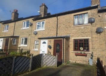 Thumbnail 2 bed end terrace house for sale in Mitchell Avenue, Waterloo, Huddersfield