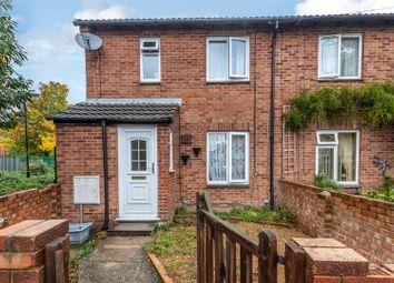 Thumbnail 2 bed end terrace house for sale in Oak Close, Southampton