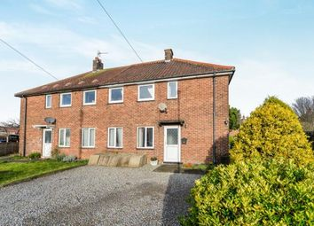 Thumbnail 3 bedroom semi-detached house for sale in Central Drive, Northallerton, North Yorkshire