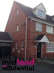 Thumbnail 6 bed semi-detached house for sale in St Pauls Road, Smethwick