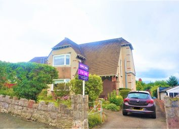 Thumbnail 3 bed detached house for sale in Bevan Avenue, Colwyn Bay