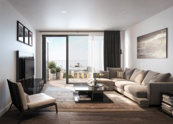 1 bed flat for sale in Cedarwood Square, The Timberyard, Deptford, London SE8