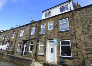 Thumbnail 4 bed terraced house to rent in Dunkirk Street, Halifax