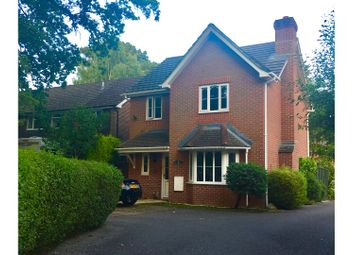 Thumbnail 4 bedroom detached house for sale in Coxford Road, Lordswood, Southampton