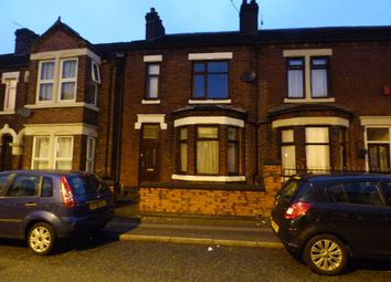 Thumbnail 4 bed terraced house to rent in Room 4, Birches Head Road, Hanley, Stoke-On-Trent