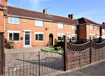 Thumbnail 2 bed terraced house for sale in Coronation Crescent, Yarm