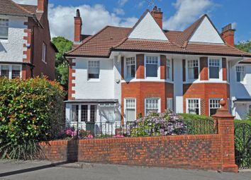 6 bed semi-detached house for sale in Substantial Period House, Fields Park Avenue, Newport NP20