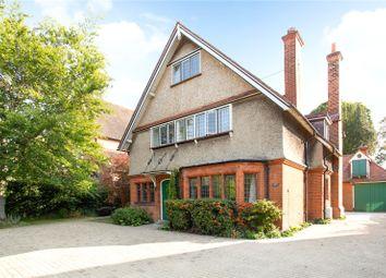 Alexandra Road, Farnborough, Hampshire GU14. 5 bed detached house