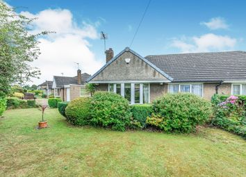 Thumbnail 2 bedroom semi-detached bungalow for sale in Charnwood Drive, Balby, Doncaster