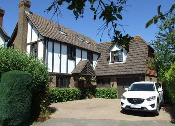 Thumbnail 6 bed detached house for sale in Kings Hill, West Malling, Kent