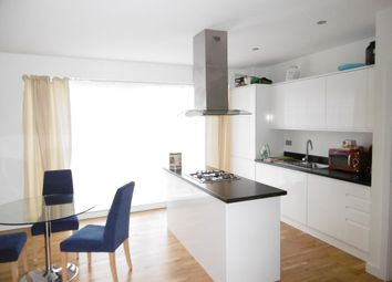 Thumbnail 2 bed flat to rent in Station Rise, London