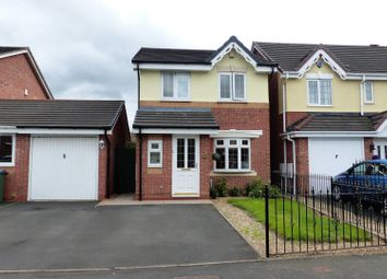 Thumbnail 3 bed detached house for sale in Forest Drive, Cradley Heath