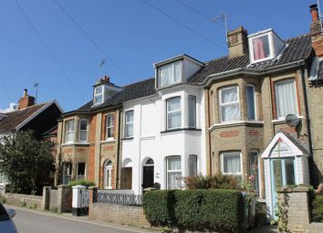 Thumbnail 3 bed terraced house for sale in The Street, Walberswick, Southwold