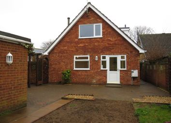 Thumbnail 4 bed bungalow for sale in Guildenburgh Crescent, Whittlesey, Peterborough