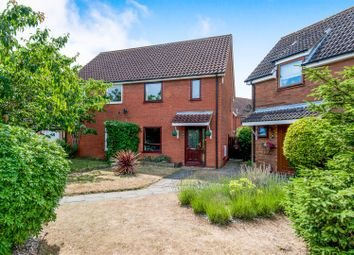 Thumbnail 3 bed property for sale in Manor Road, Martlesham Heath, Ipswich