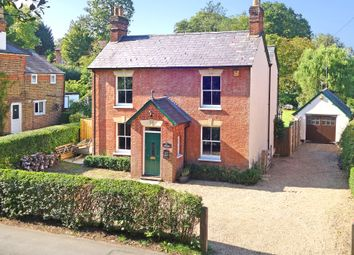 Thumbnail 3 bed detached house for sale in Rickford, Worplesdon, Guildford