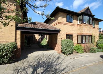 Thumbnail 1 bed flat to rent in St Swithins Court, Polehampton Close, Twyford, Reading