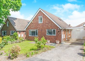 Thumbnail 3 bed detached bungalow for sale in Sharon Road, West End, Southampton