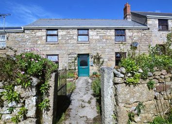 Thumbnail 4 bed terraced house for sale in Heamoor, Penzance, Cornwall