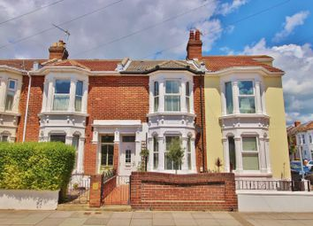 Thumbnail 3 bed terraced house for sale in Henley Road, Southsea