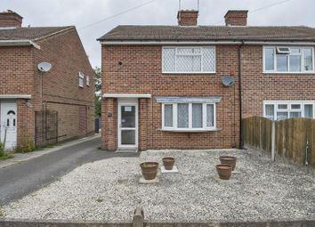 Thumbnail 2 bed semi-detached house for sale in Brookside, Burbage, Hinckley