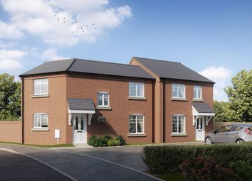 Thumbnail 3 bedroom semi-detached house for sale in Crossley Retail, Carpet Trades Way, Kidderminster
