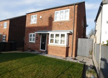 Thumbnail 4 bed detached house for sale in Moira Road, Overseal