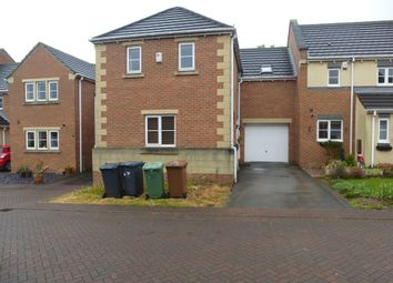 Thumbnail 4 bed terraced house for sale in Wansford Close, Leeds