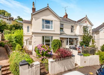 Thumbnail 3 bed end terrace house for sale in Crownhill Park, Torquay