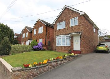 Thumbnail 3 bed detached house for sale in Dunstall Avenue, Burgess Hill
