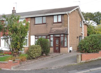 Thumbnail 3 bed town house for sale in Lea View, Royton, Oldham