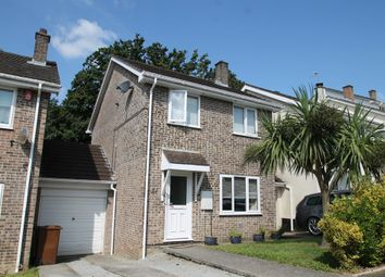 Thumbnail 3 bed link-detached house for sale in Ash Grove, Ivybridge
