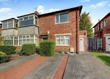 Thumbnail Flat for sale in Glendower Avenue, North Shields