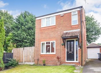Thumbnail 3 bed detached house for sale in Wharfedale, Runcorn