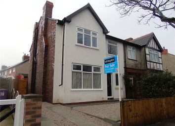 Thumbnail 4 bedroom semi-detached house for sale in Barnston Road, Aintree, Liverpool