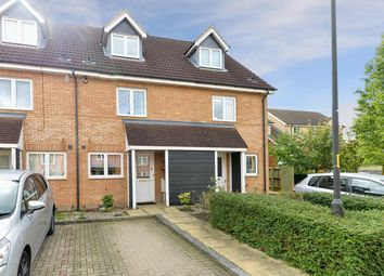 Thumbnail 3 bed town house for sale in Barnack Grove, Royston