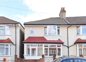 Thumbnail 3 bed end terrace house for sale in Lammas Avenue, Mitcham, Surrey