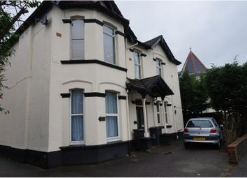 Thumbnail 3 bedroom flat to rent in Wimborne Road, Bournemouth