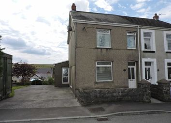 Thumbnail 3 bed semi-detached house for sale in Brynceunant, Upper Brynamman, Ammanford