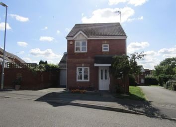 Thumbnail 3 bed detached house for sale in Seaton Road, Braunstone, Leicester