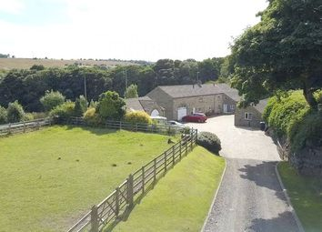 Thumbnail 3 bed equestrian property for sale in Barnsley Road, Flockton, Wakefield