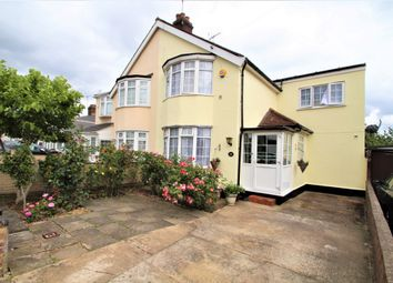 Thumbnail 3 bed terraced house for sale in Belvedere Avenue, Clayhall
