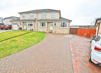 Thumbnail 4 bedroom semi-detached house for sale in Docherty Gardens, Glenrothes