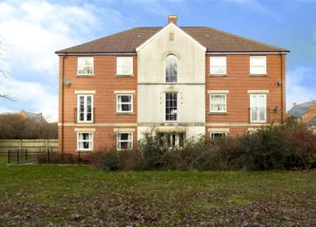 Thumbnail 2 bedroom flat for sale in Herschel Close, Oakhurst, Swindon, Wiltshire