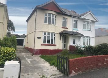 Thumbnail 3 bed semi-detached house for sale in Trevarno, South Downs, Redruth, Cornwall
