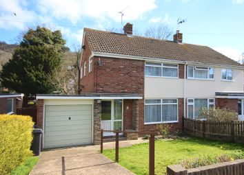 Thumbnail 3 bed semi-detached house for sale in Beresford Road, Dover