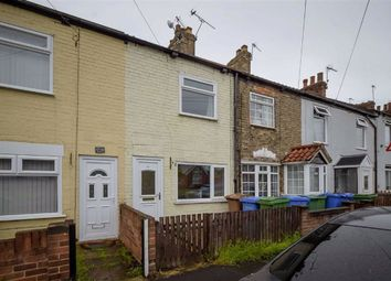 Thumbnail 2 bed terraced house for sale in First Lane, Hessle