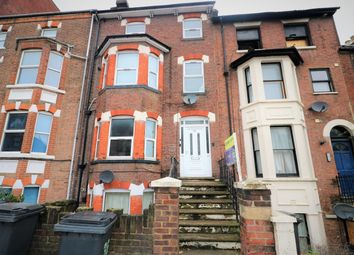Thumbnail 1 bed maisonette to rent in Rothesay Road, Luton