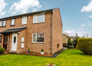 Thumbnail 3 bed end terrace house for sale in 1 Harraby Grove Court, Carlisle, Cumbria
